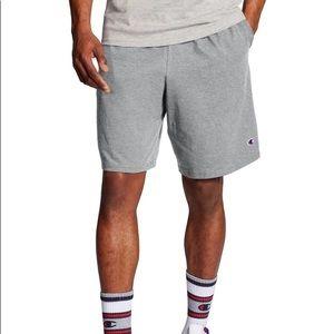 "Champion Men's 9"" Classic Jersey Cotton Shorts"